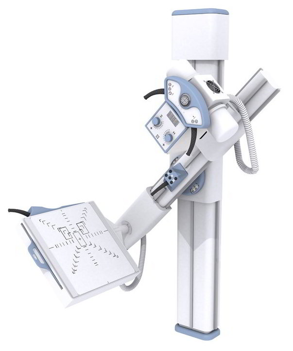 Viztek Straight Arm DR X Ray System
