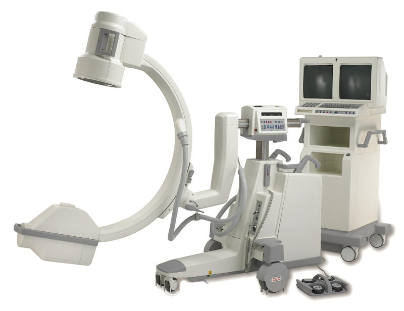 Fully Reconditioned 9600 OEC C-Arm