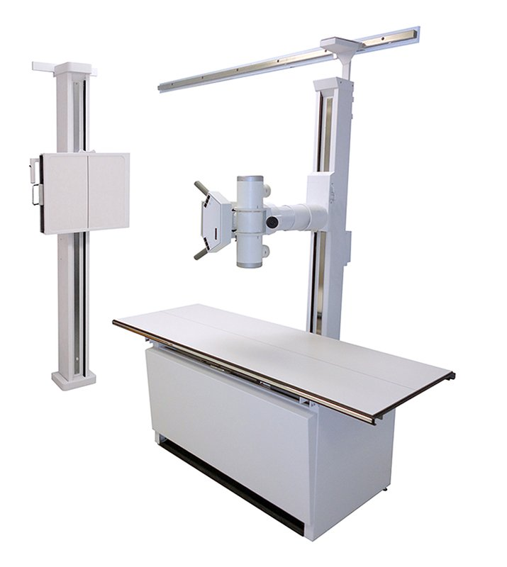 Universal X Ray Machine - Reconditioned HE-425 FWFC