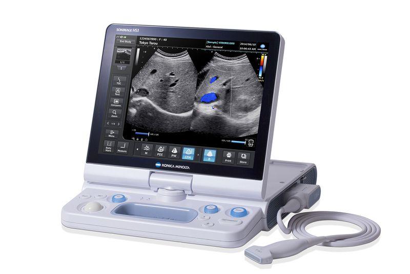 Konica Minolta Sonimage HS1 Ultrasound