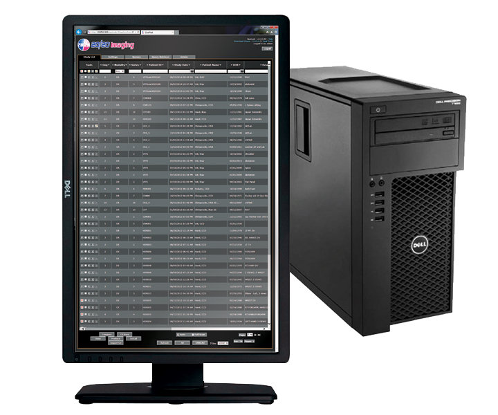 20/20 Imaging Chiro Dell-T1700 Acquire