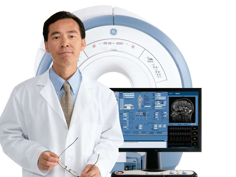 GE MRI Machine Signa 1.5T HDxt