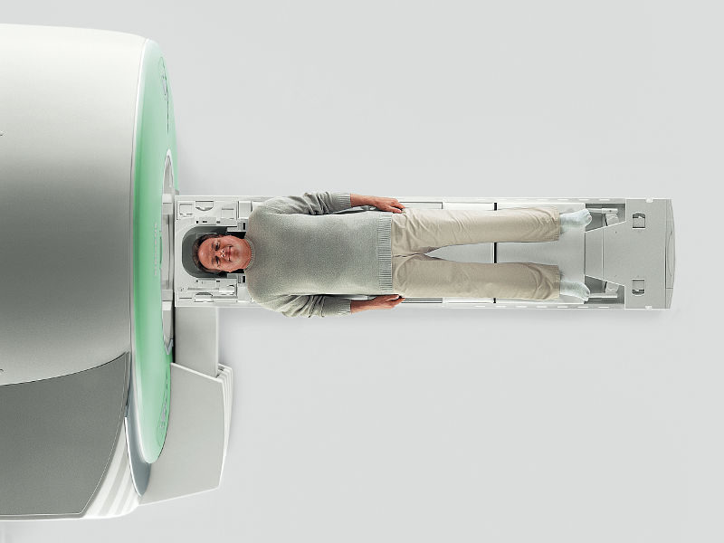 Magnetom Avanto MRI Overhead In Use