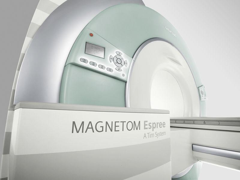 Siemens 1.5 Tesla MRI Scanner