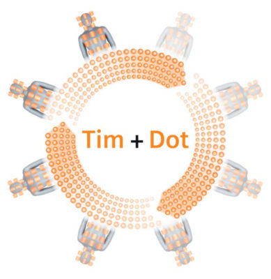 TIM+DOT MRI Imaging Technology