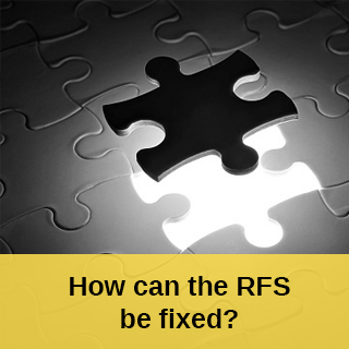 How Can The RFS Be Fixed?