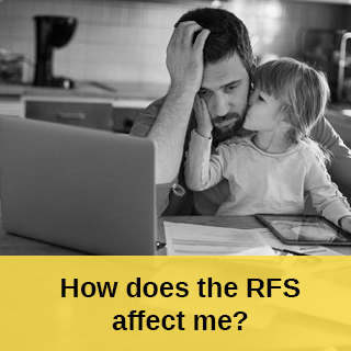 How Does The RFS Affect Me?