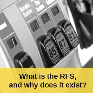 What Is The RFS, And Why Does It Exist?