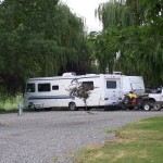 White Bird Idaho RV Park on the Salmon River