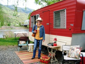 Riverside Glamping at Swiftwater RV Park