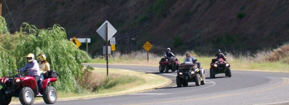 ATV Riders like to stay at Swiftwater RV for easy access to Hells Canyon and a multitude of other highlights.
