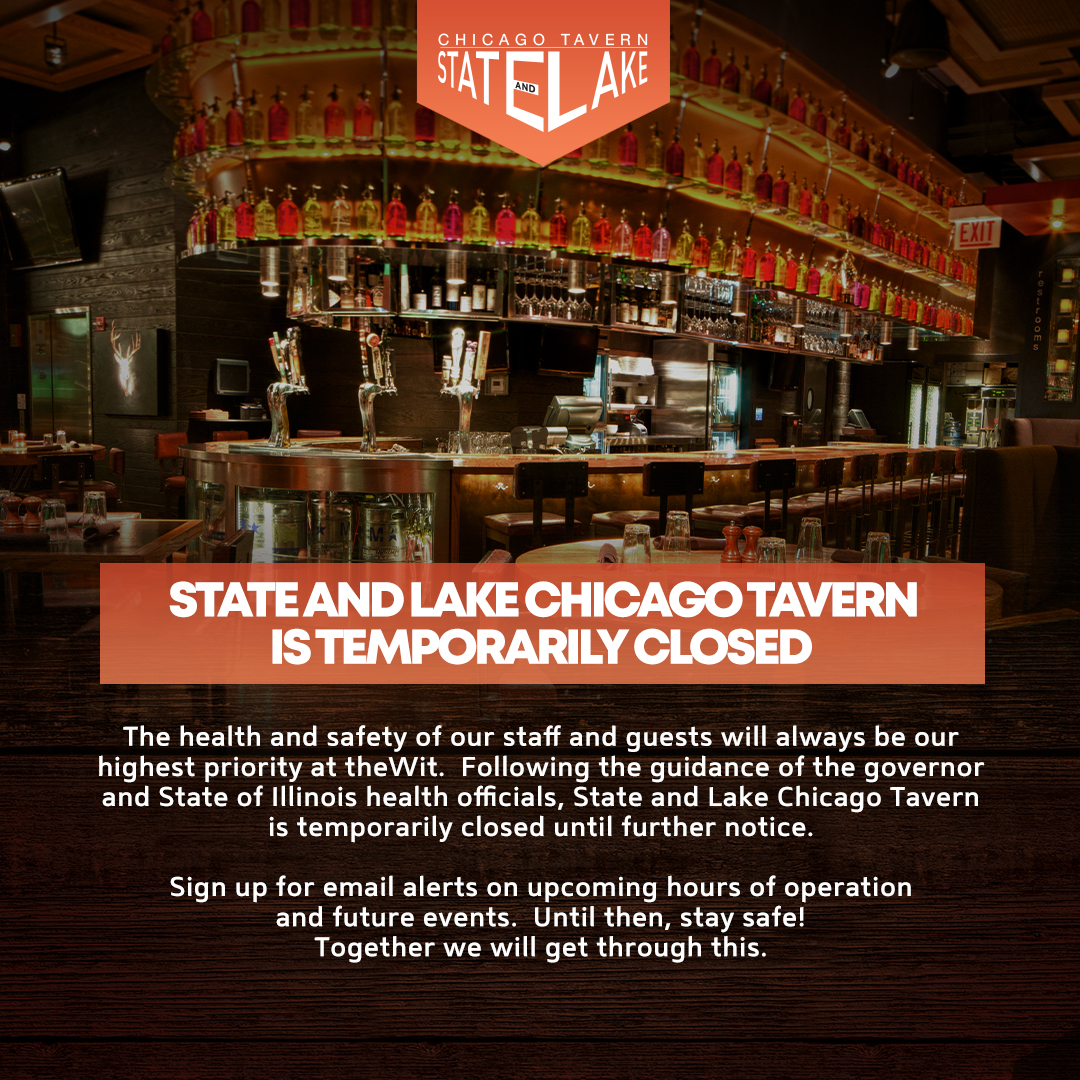 State And Lake Chicago Tavern