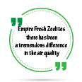 Empire Fresh testimonial from Starlite Lounge