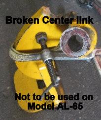 ID Broken Center link