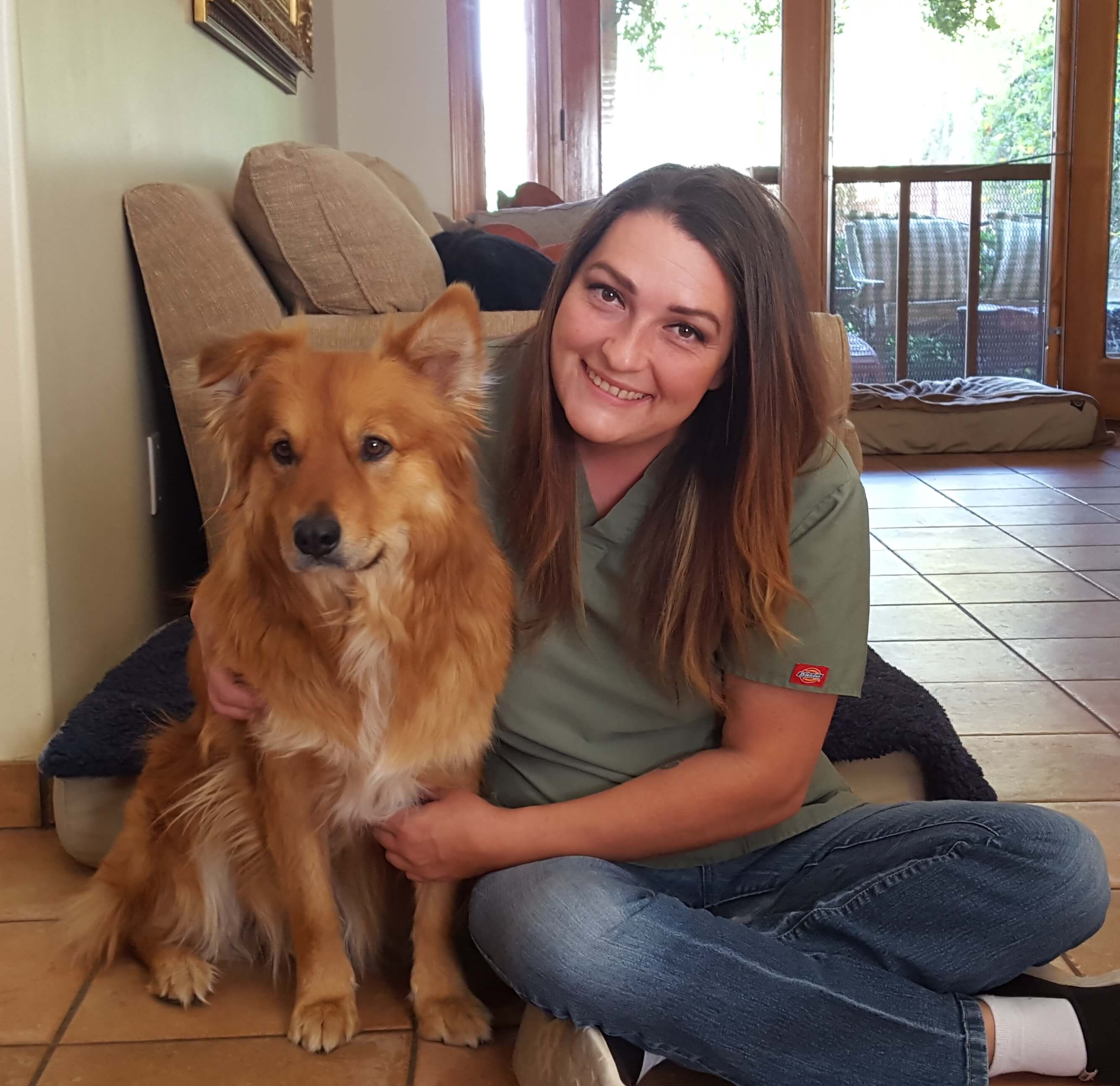 Maria from The Happy Dog Inn