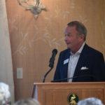 President, Steve Kirmse speaking at the Annual Meeting.