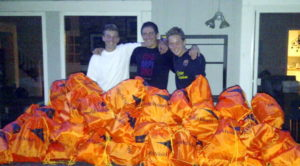 World Vision Care Packages for Africa