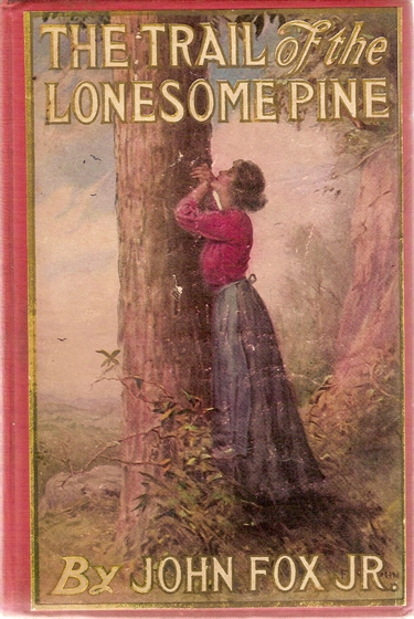 Lonesome Pine bookA