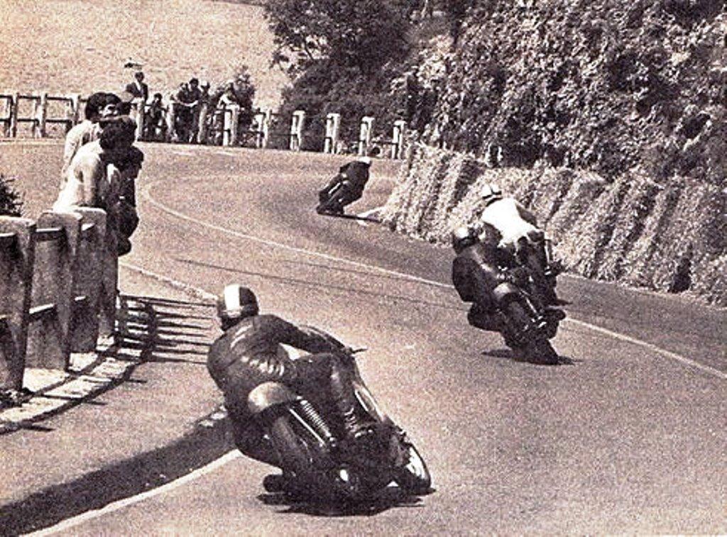 O antigo circuito de estrada de Opatija, um dos mais perigosos do mundo. (reprodução)