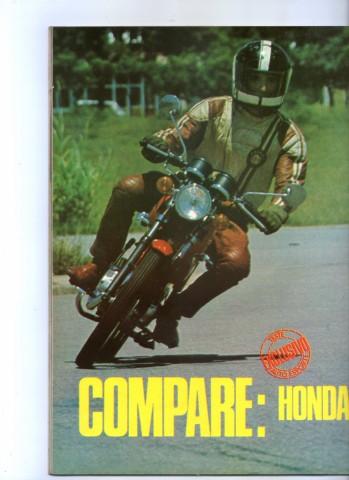 Honda Turuna: a melhor das motos pequenas. Foto Acervo Marazzi / Motostory