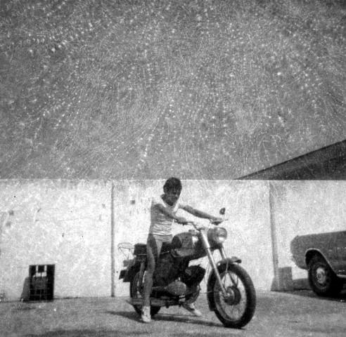 Essa era a minha feiosa Zündapp 1969. Hoje tenho saudade. Foto Acervo Marazzi / Motostory