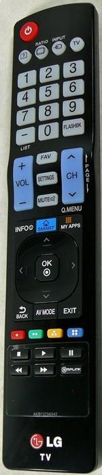 LG OEM Original TV Remote Control