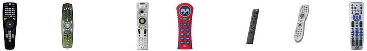 One For All Universal Remotes For WD TV Media Player