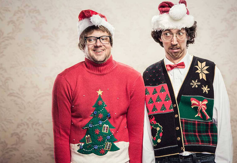 Consumers Financial Company Ugly Sweater Party