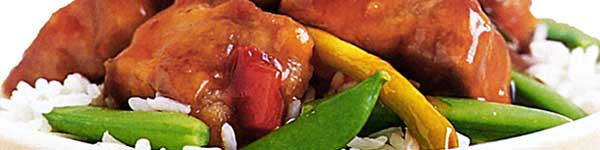 Consumers Financial Company Sweet and Sour Pork Recipe