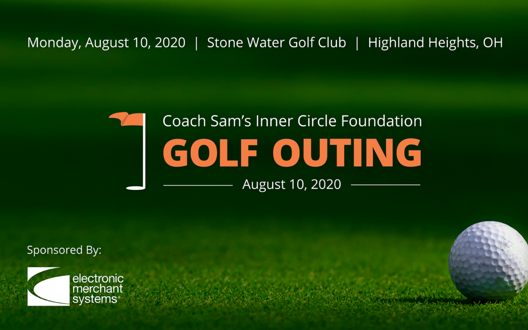Join Us for the 2020 Coach Sam's Golf Outing!