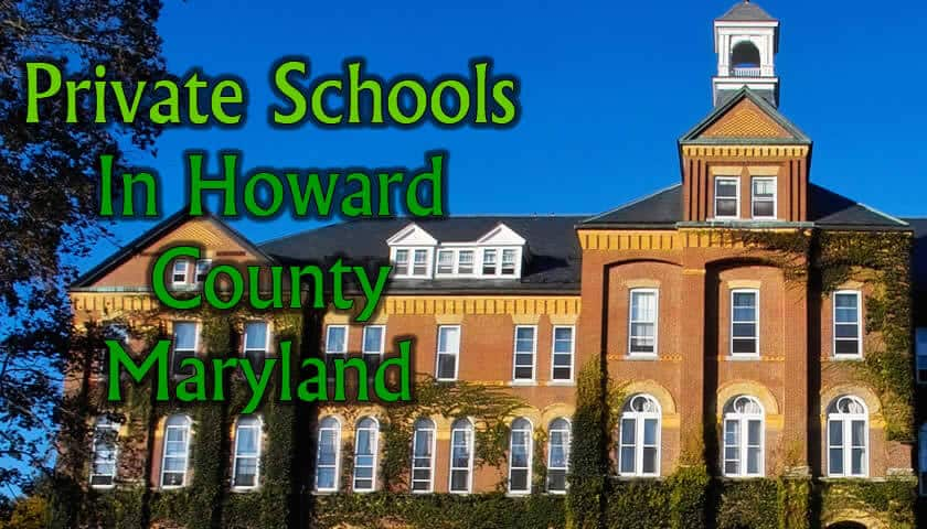 Private Schools in Howard County Maryland