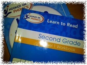 Hooked on Phonics Review - Second Grade Kit