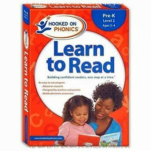 Hooked on phonics parent review