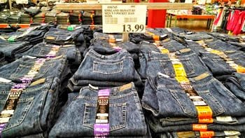 Kirkland Men's Jeans from Costco