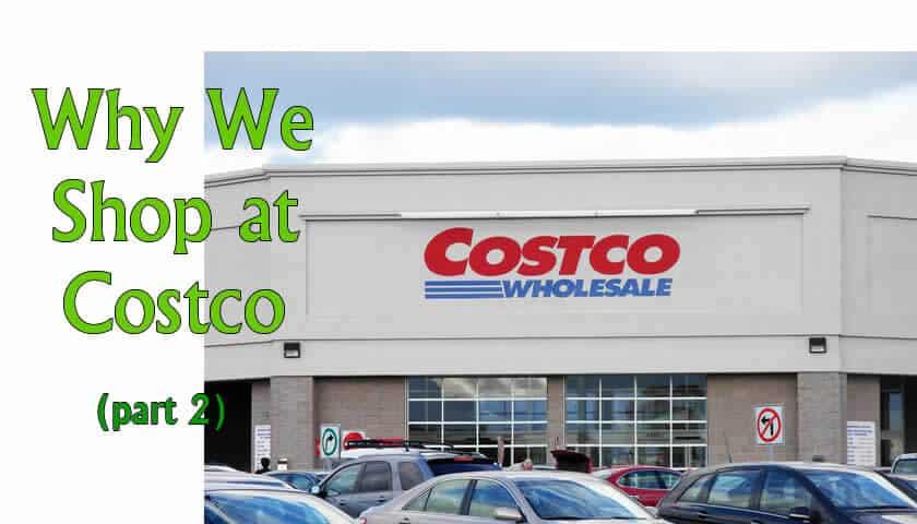 Costco Review Part 2
