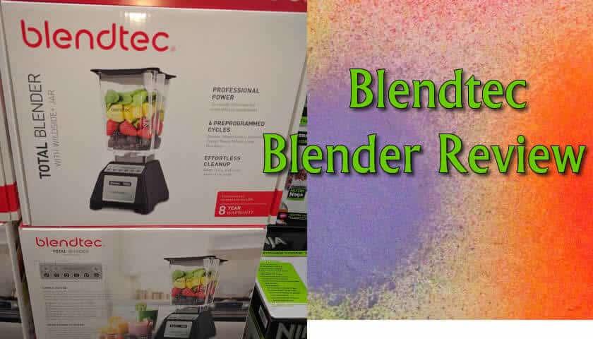 Blendtec blender costco reviews