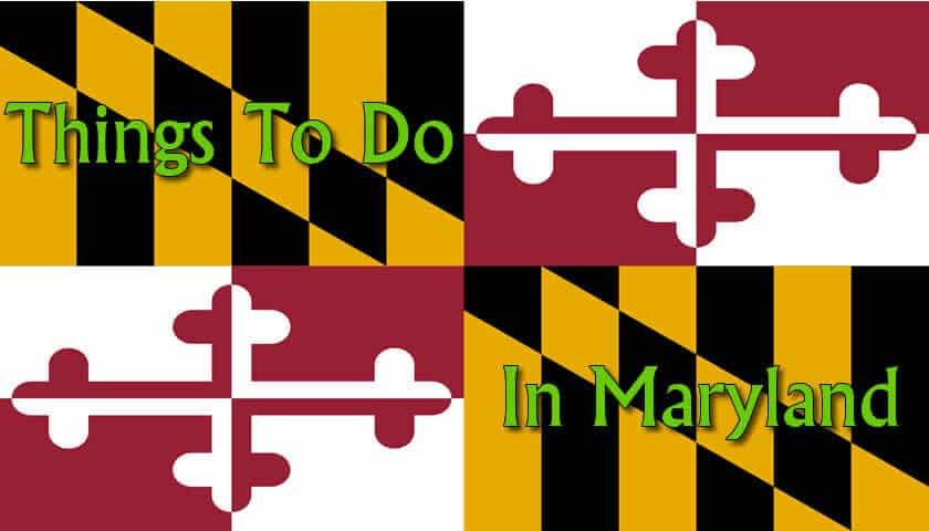 Things to Do in Maryland and Washington DC