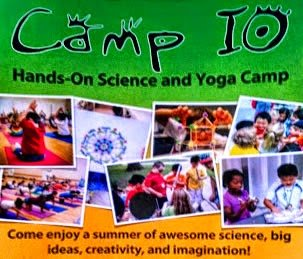 Camp IO Hands on Science and Yoga Camp in Maryland
