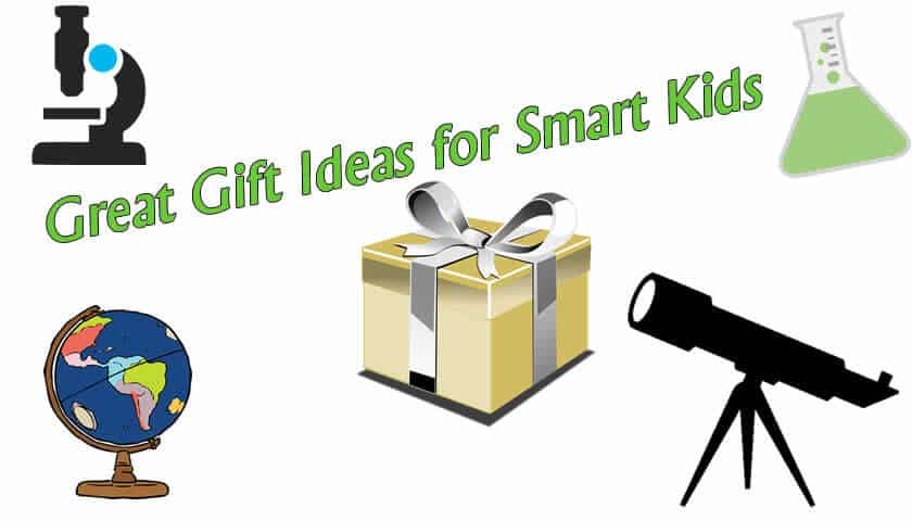 Educational gift ideas for smart kids list