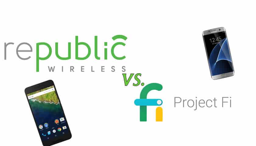 Republic Wireless and Project Fi Customer Review and Comparison