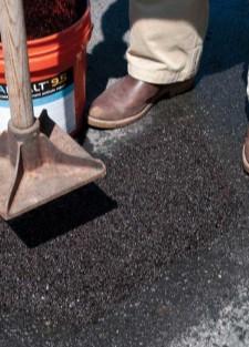 Asphalt and Concrete Patch Repair