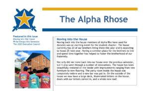 Spring Alpha Rhose