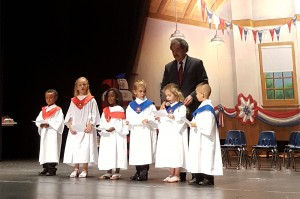 Preschool Graduation May