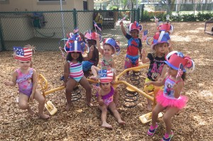 Summer Camp: July 4th Cookout