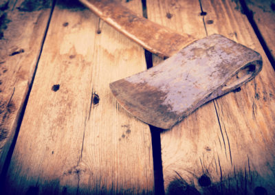 An Axe to the Root