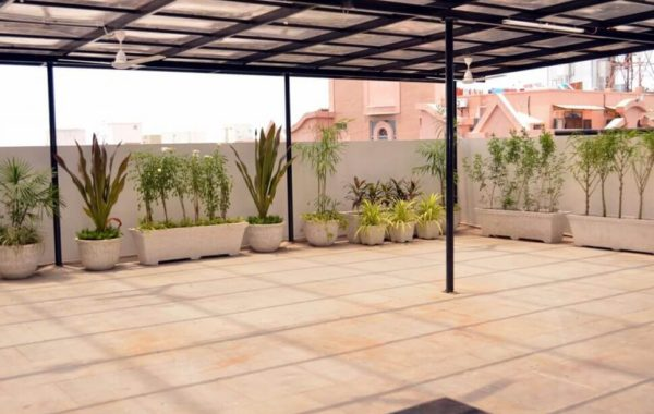 Fresh Air and Light Terrace