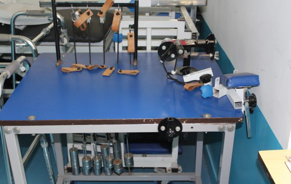 Equipment for Rehab