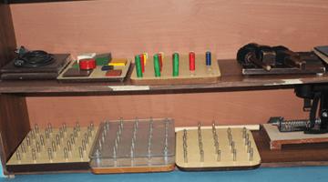 Rehab Activity Equipment