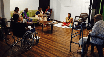 Group Therapy Session at SuVitas