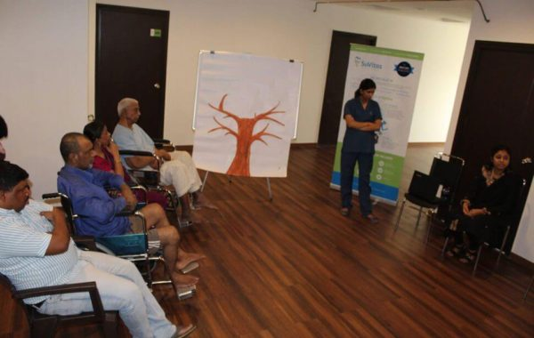 SuVitas Team Discussion with Patients